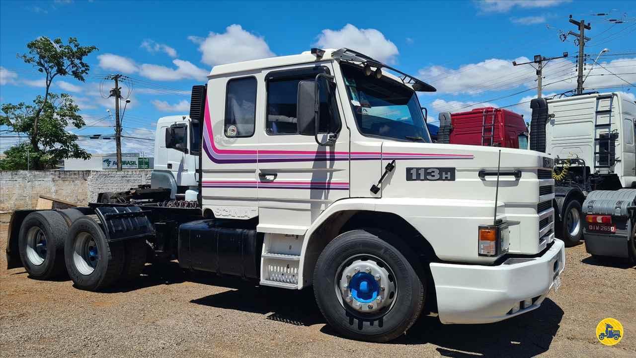 CAMINHAO SCANIA SCANIA 113 360 Cavalo Mecânico Truck 6x2 Indio Bandeira Caminhões CAMPO MOURAO PARANÁ PR