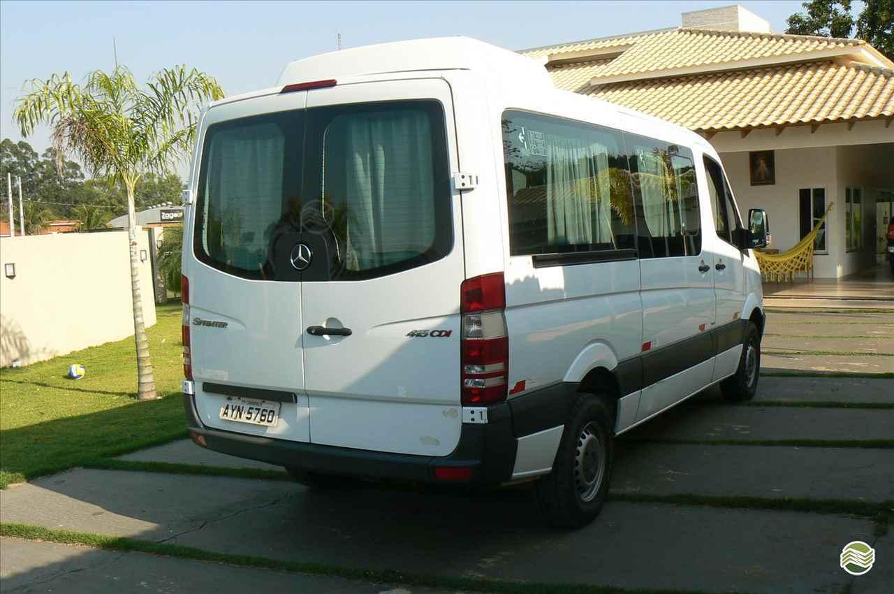 MERCEDES-BENZ Sprinter VAN 415 149000km 2014/2014 RN Tratores