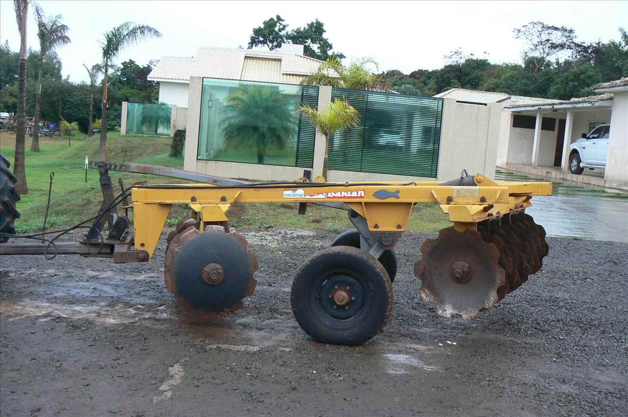 IMPLEMENTOS AGRICOLAS GRADE ARADORA ARADORA 18 DISCOS RN Tratores GOIOERE PARANÁ PR