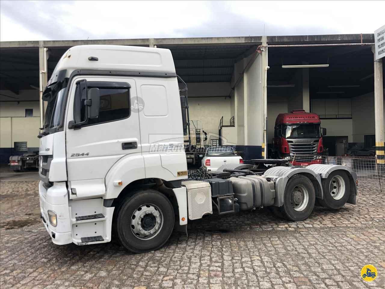CAMINHAO MERCEDES-BENZ MB 2544 Cavalo Mecânico Truck 6x2 Margotti Caminhões TUBARAO SANTA CATARINA SC