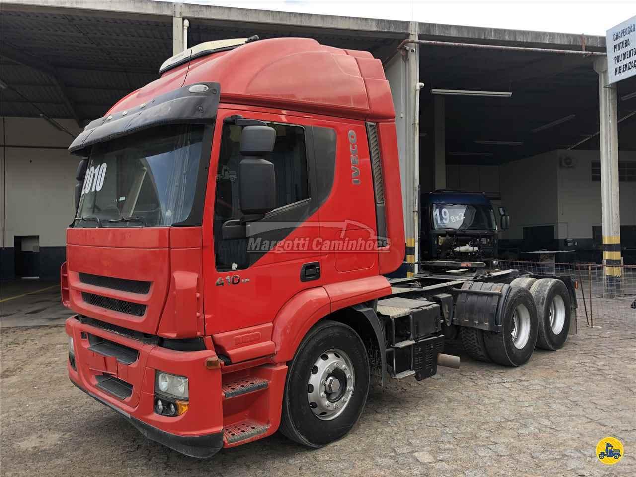 CAMINHAO IVECO STRALIS 570 Cavalo Mecânico Truck 6x2 Margotti Caminhões TUBARAO SANTA CATARINA SC