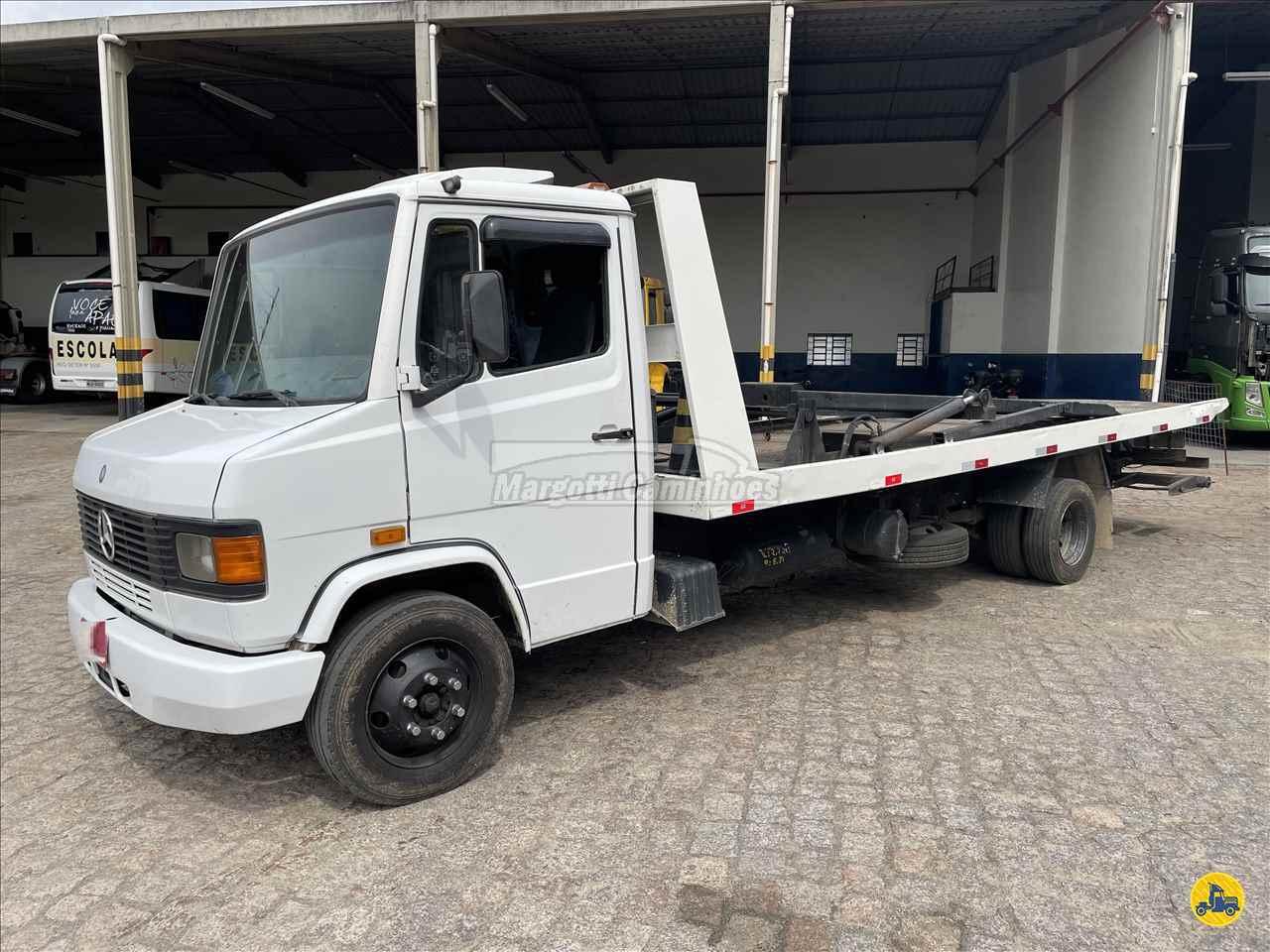 CAMINHAO MERCEDES-BENZ MB 710 Cegonha 3/4 4x2 Margotti Caminhões TUBARAO SANTA CATARINA SC