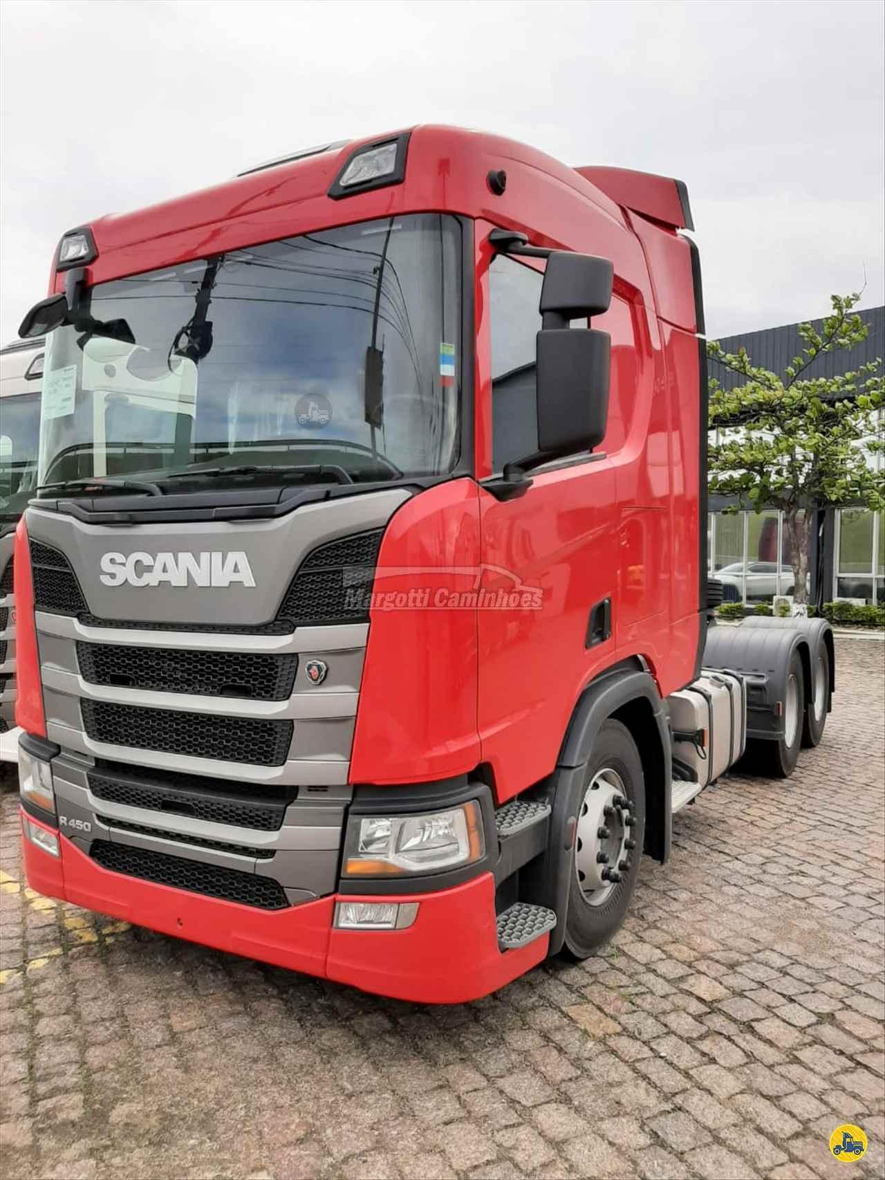 CAMINHAO SCANIA SCANIA 450 Cavalo Mecânico Truck 6x2 Margotti Caminhões TUBARAO SANTA CATARINA SC