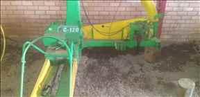 ENSILADEIRA ENSILADEIRA 1 LINHA  2016 Maxifer Máquinas Agrícolas
