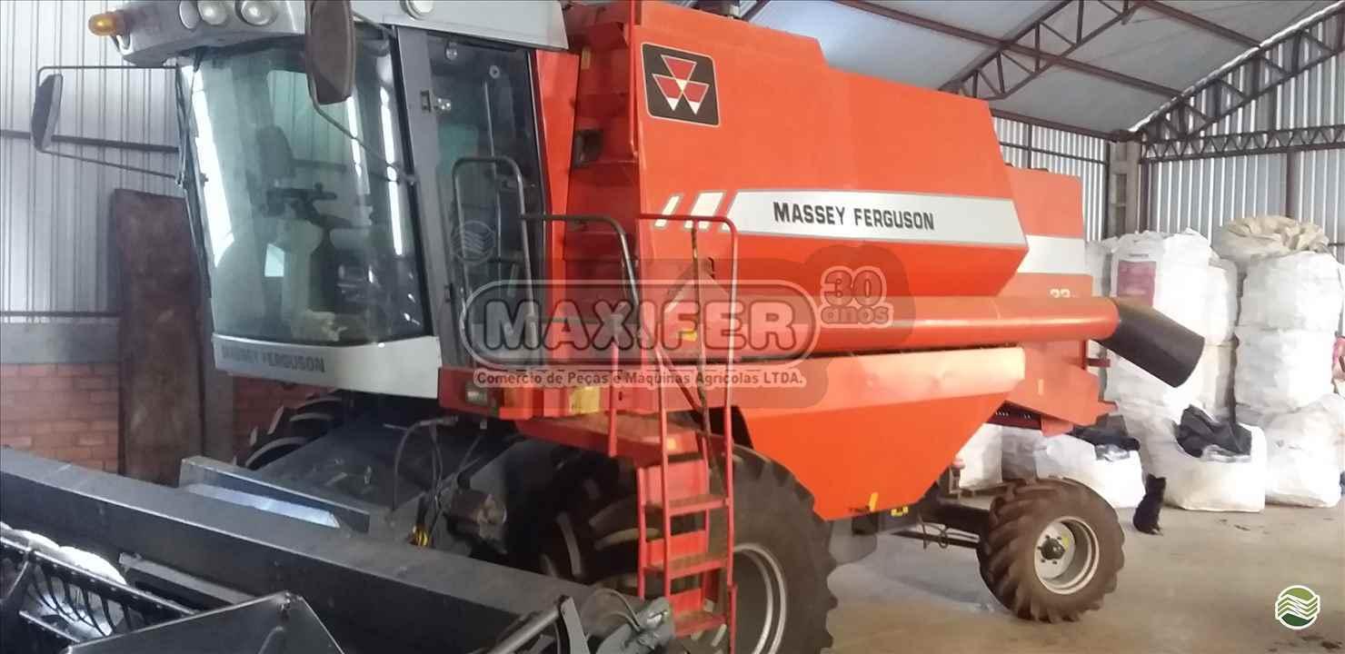 COLHEITADEIRA MASSEY FERGUSON MF 32 Maxifer Máquinas Agrícolas CAMPINAS DO SUL RIO GRANDE DO SUL RS