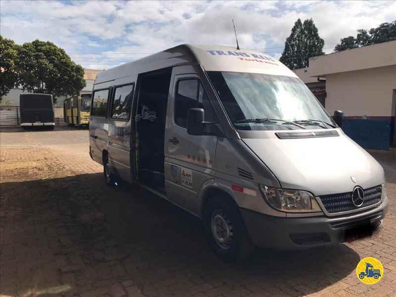 MERCEDES-BENZ Sprinter VAN 313  2011/2012 Geraldo Caminhões