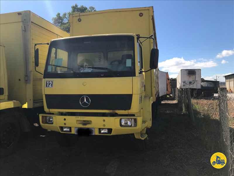 CAMINHAO MERCEDES-BENZ MB 1214 Baú Bebidas Toco 4x2 Geraldo Caminhões PATOS DE MINAS MINAS GERAIS MG