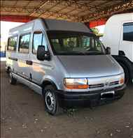 RENAULT Master Minibus 2.3  2007/2007 Geraldo Caminhões