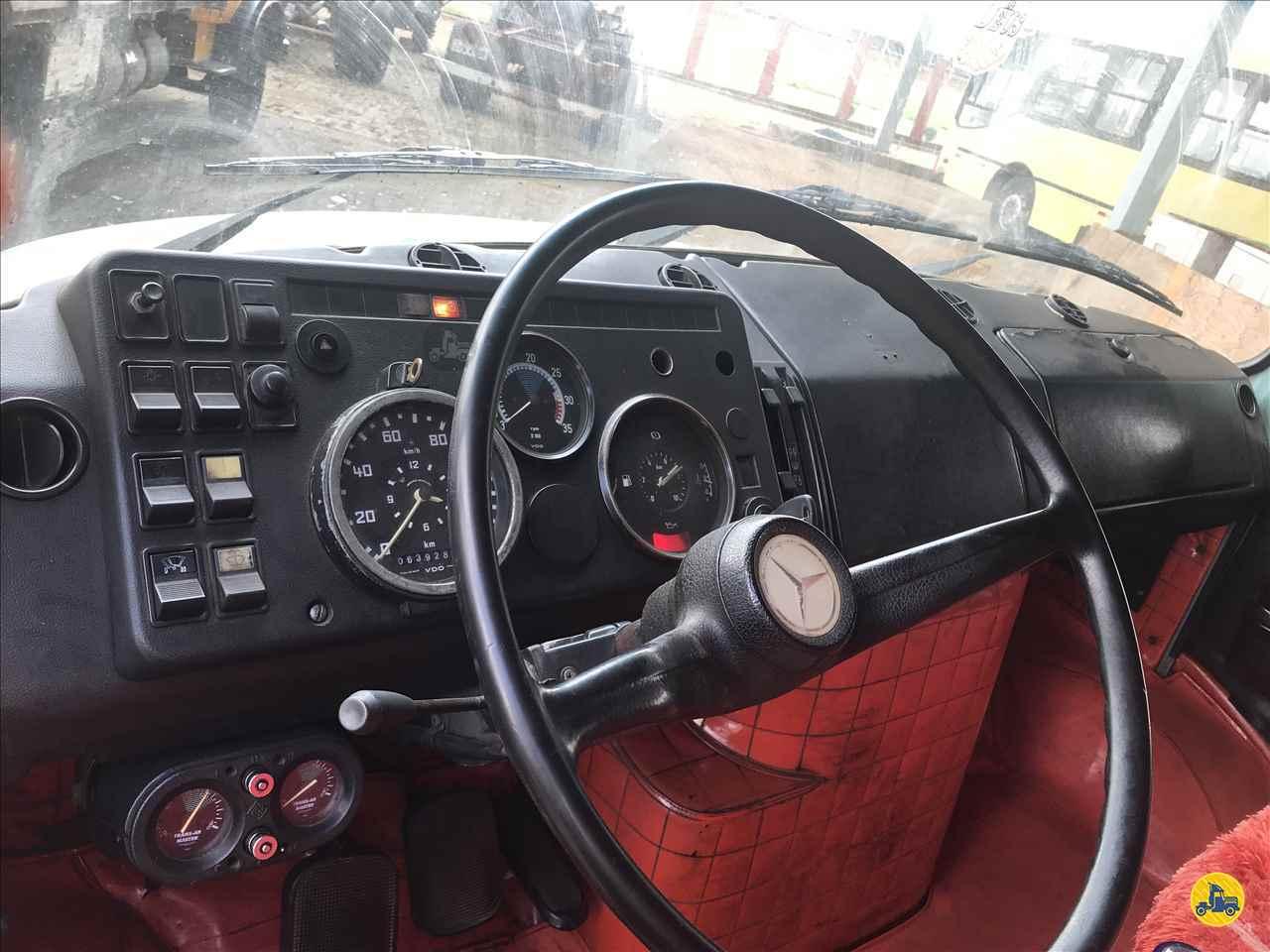 MERCEDES-BENZ MB 1513  1986/1987 Geraldo Caminhões