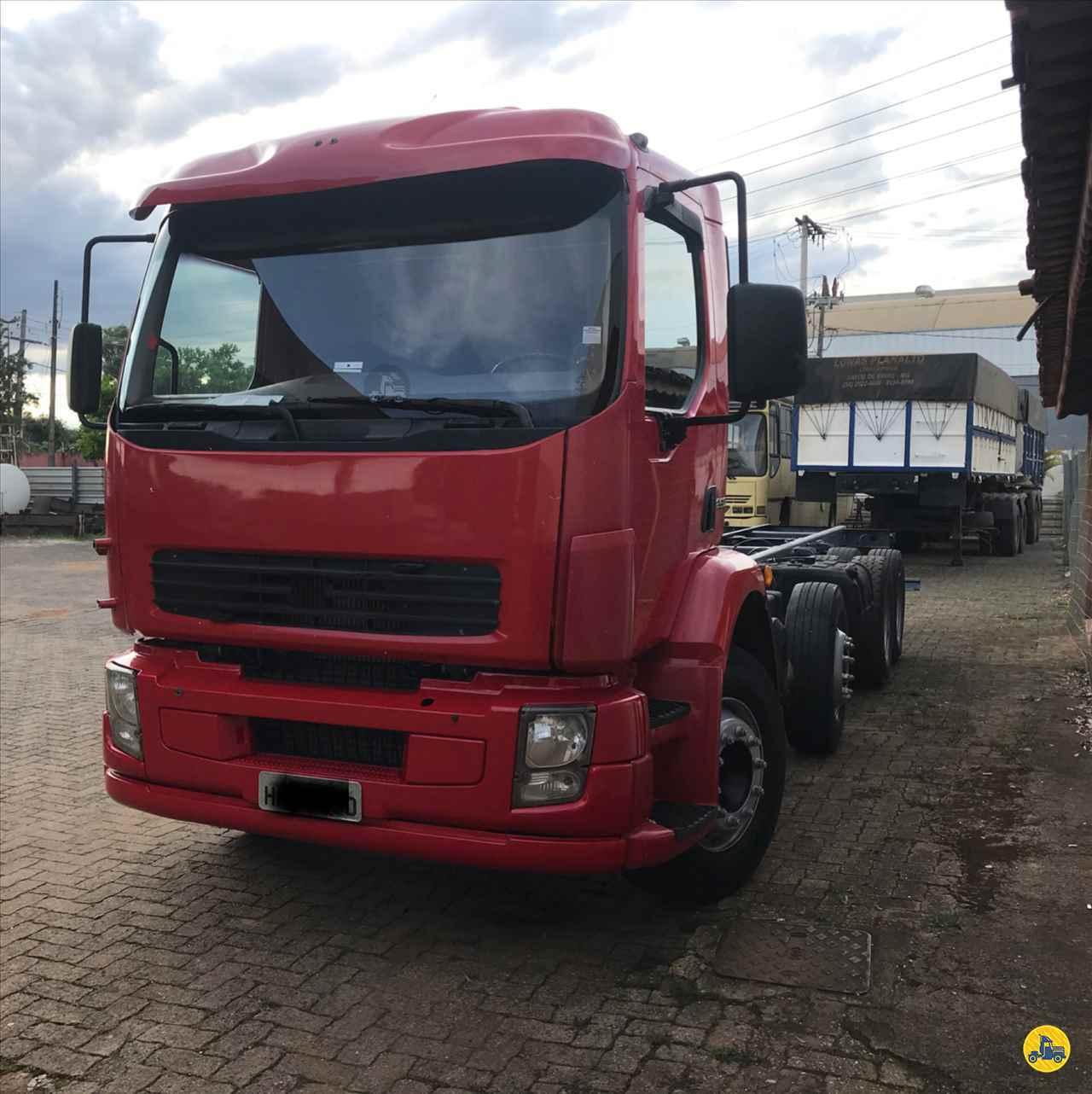 CAMINHAO VOLVO VOLVO VM 260 Chassis Truck 6x2 Geraldo Caminhões PATOS DE MINAS MINAS GERAIS MG