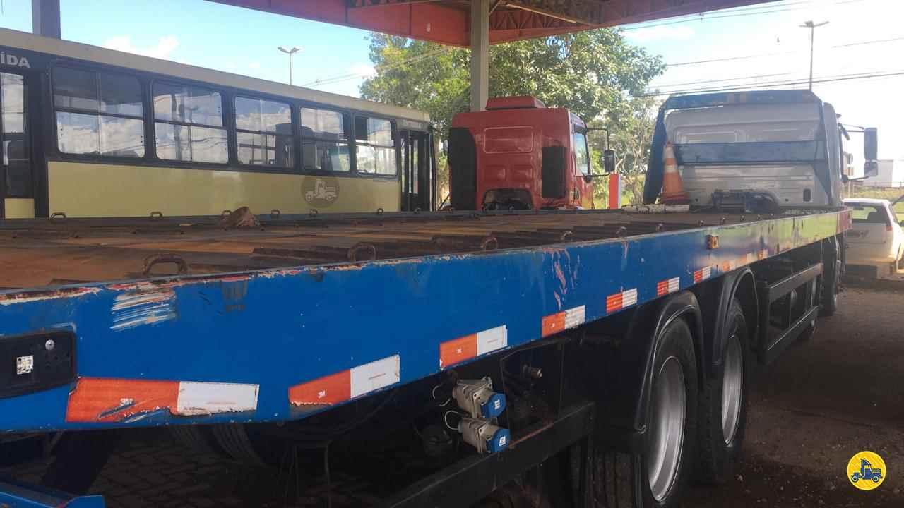 CARROCERIA SOBRE CHASSI  TRUCK PLATAFORMA GUINCHO Geraldo Caminhões PATOS DE MINAS MINAS GERAIS MG