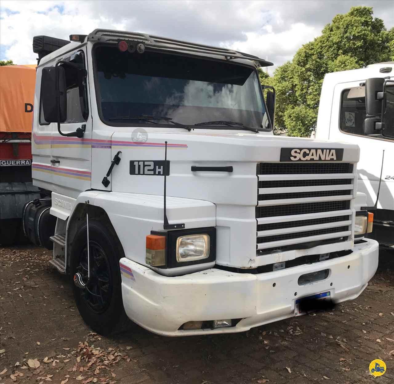 CAMINHAO SCANIA SCANIA 112 320 Carga Seca Truck 6x2 Geraldo Caminhões PATOS DE MINAS MINAS GERAIS MG