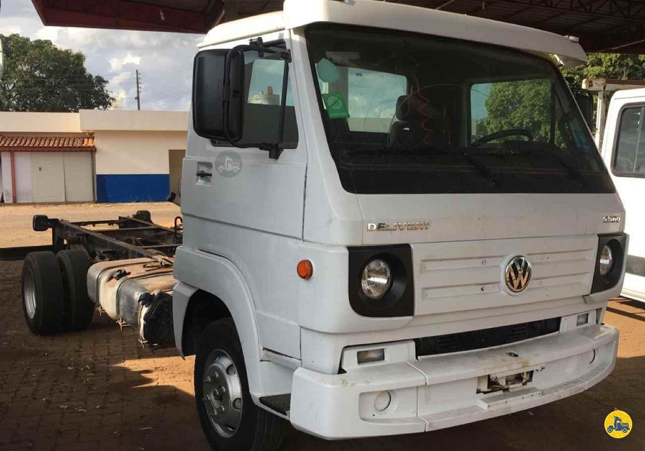 CAMINHAO VOLKSWAGEN VW 10160 Chassis 3/4 4x2 Geraldo Caminhões PATOS DE MINAS MINAS GERAIS MG