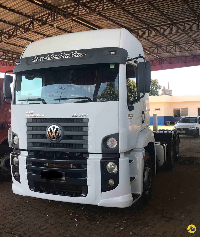 CAMINHAO VOLKSWAGEN VW 25390 Chassis Truck 6x2 Geraldo Caminhões PATOS DE MINAS MINAS GERAIS MG