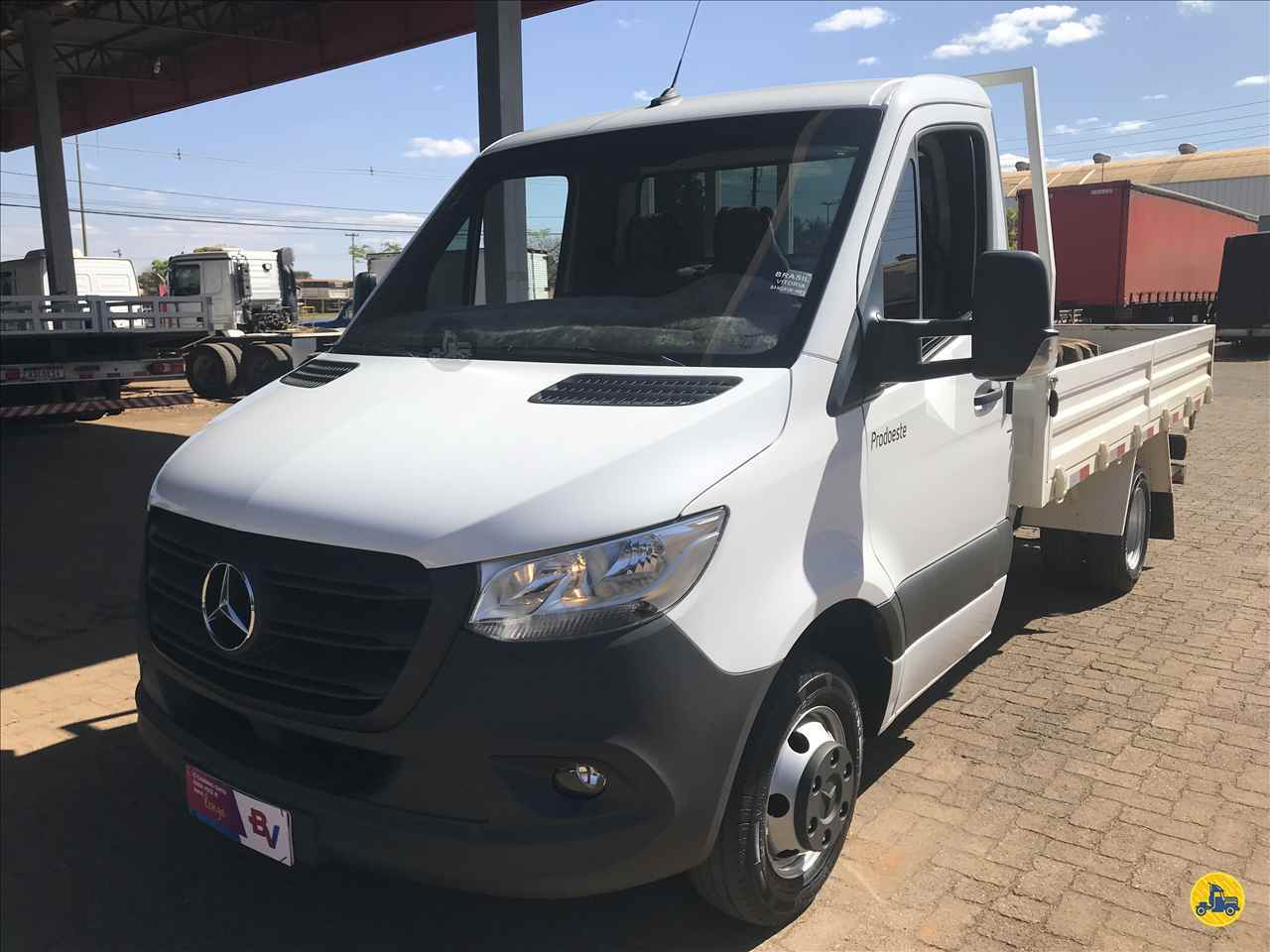 UTILITARIOS MERCEDES-BENZ Sprinter Pick UP 516 Geraldo Caminhões PATOS DE MINAS MINAS GERAIS MG