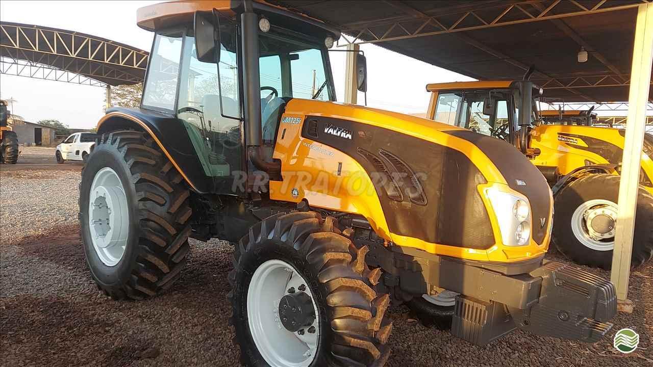 TRATOR VALTRA VALTRA BM 125 Tração 4x4 R.R Tratores FRUTAL MINAS GERAIS MG