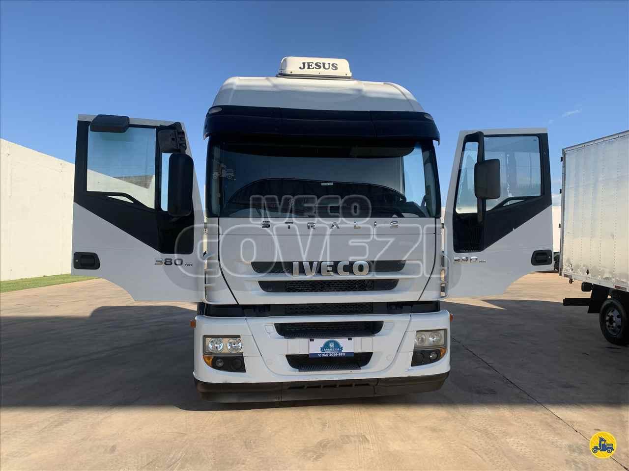 CAMINHAO IVECO STRALIS 380 Cavalo Mecânico Truck 6x2 Aparecida Caminhões e Carretas APARECIDA DE GOIANIA GOIAS GO
