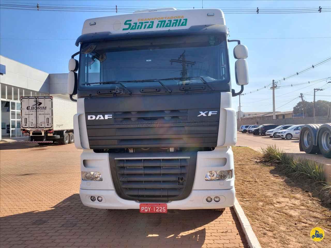 CAMINHAO DAF DAF XF105 510 Cavalo Mecânico Traçado 6x4 DAF Caramori CUIABA MATO GROSSO MT
