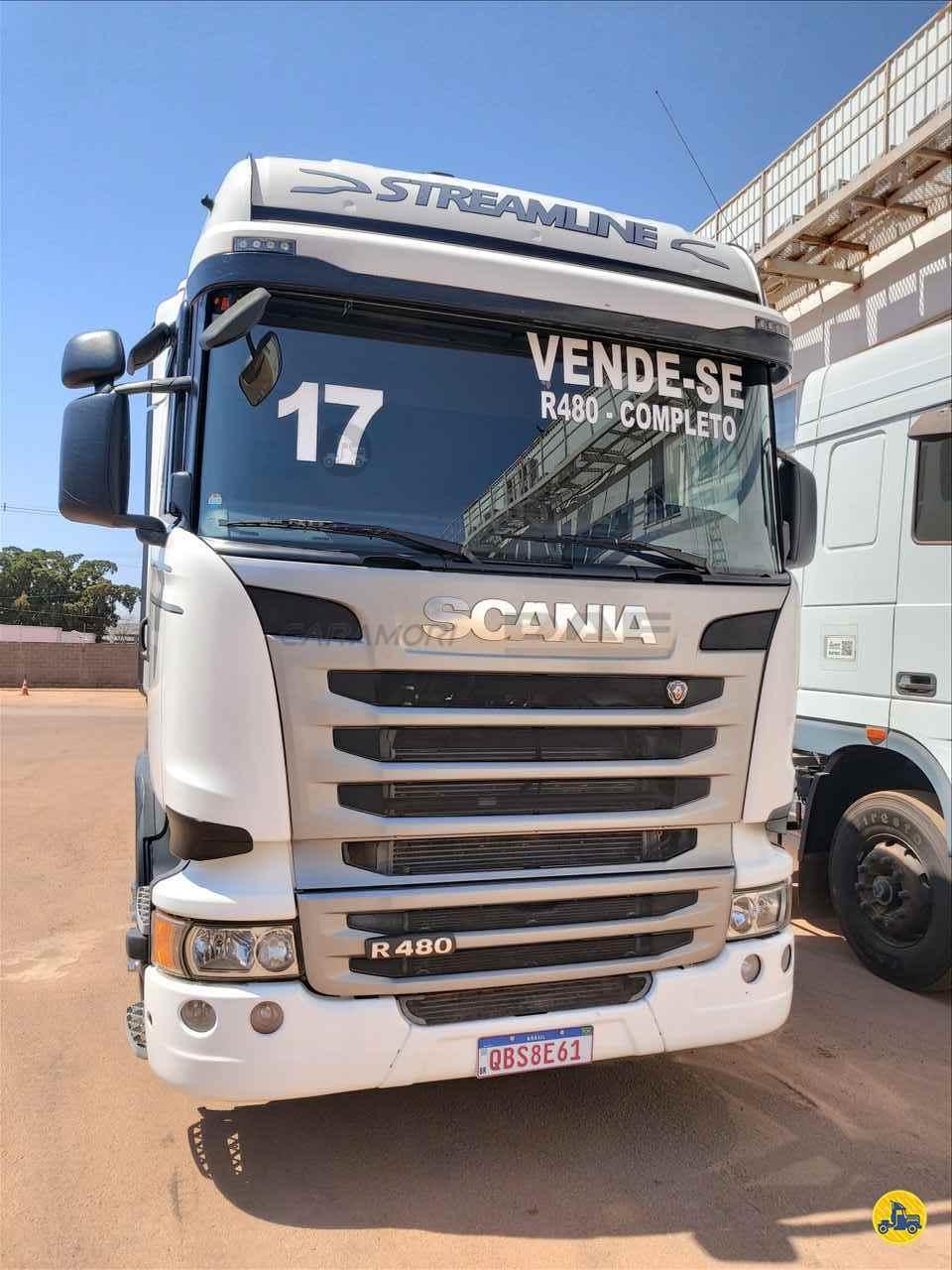 CAMINHAO SCANIA SCANIA 480 Cavalo Mecânico Traçado 6x4 DAF Caramori CUIABA MATO GROSSO MT
