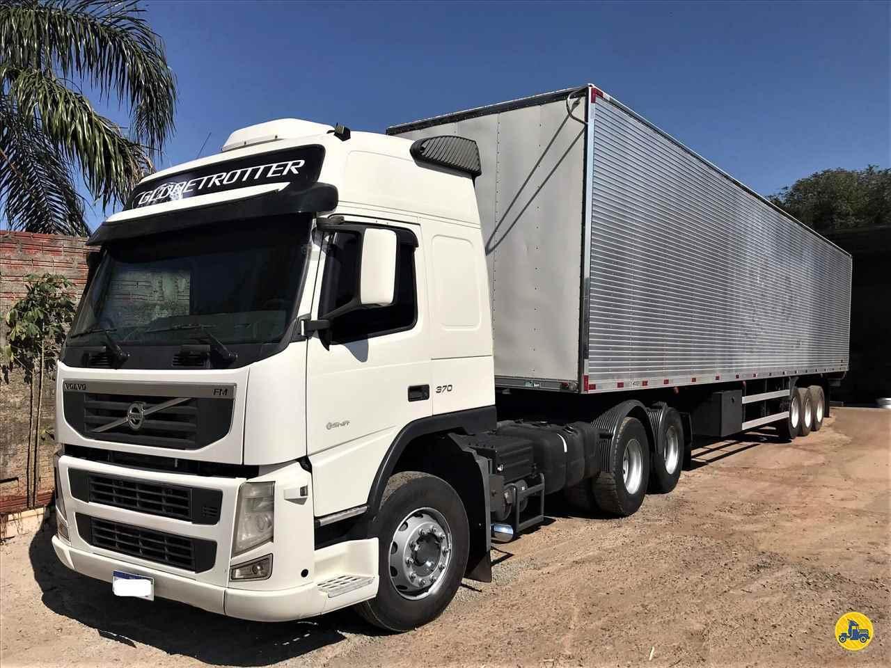 CAMINHAO VOLVO VOLVO FM 370 Cavalo Mecânico Truck 6x2 JK Caminhões PR SARANDI PARANÁ PR