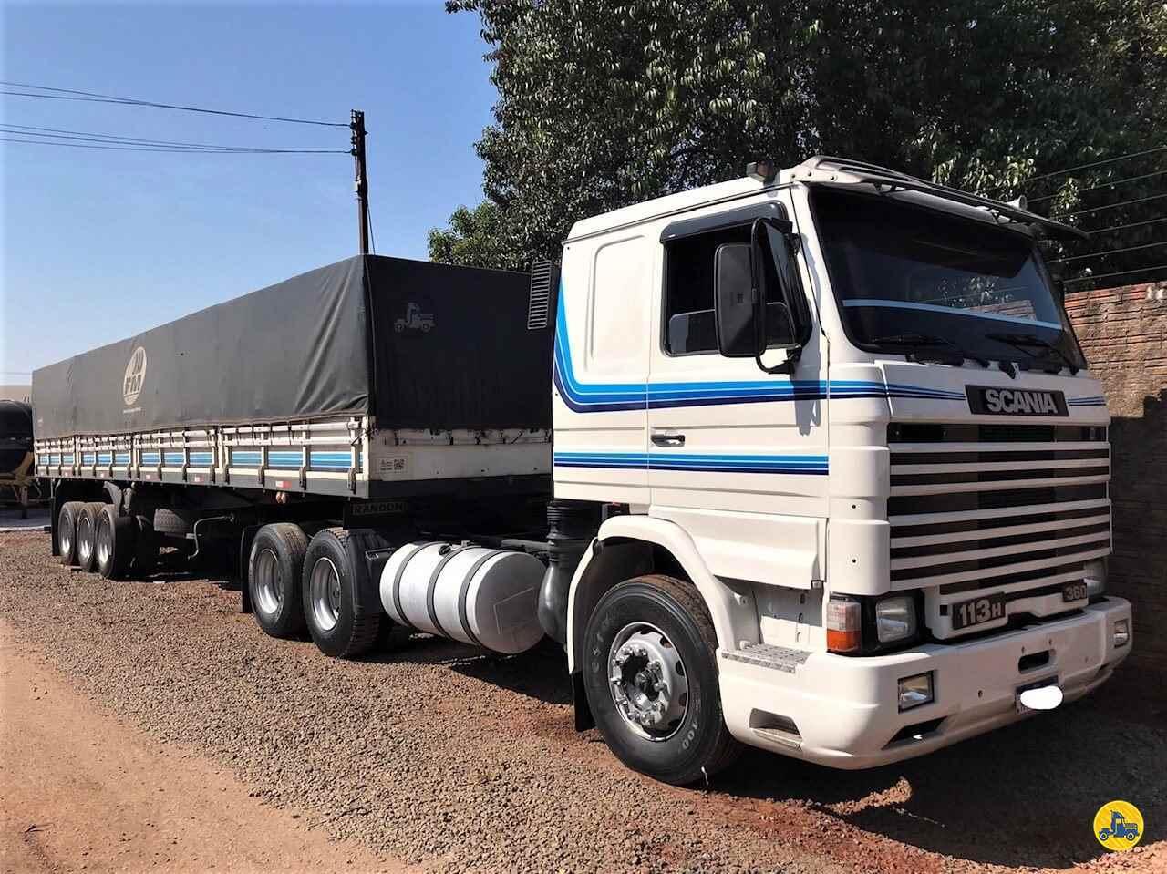 CAMINHAO SCANIA SCANIA 113 360 Cavalo Mecânico Truck 6x2 JK Caminhões PR SARANDI PARANÁ PR