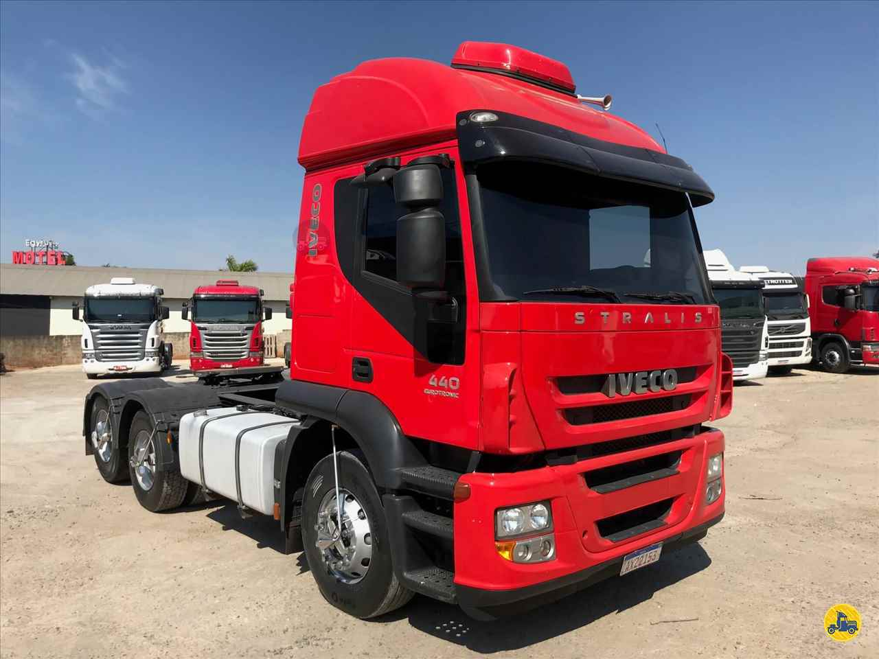 CAMINHAO IVECO STRALIS 440 Cavalo Mecânico Truck 6x2 JK Caminhões PR SARANDI PARANÁ PR