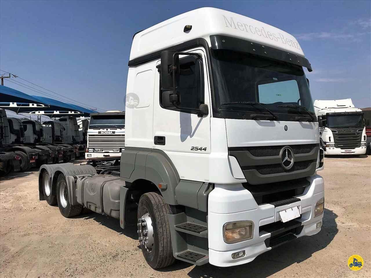 CAMINHAO MERCEDES-BENZ MB 2544 Cavalo Mecânico Truck 6x2 JK Caminhões PR SARANDI PARANÁ PR