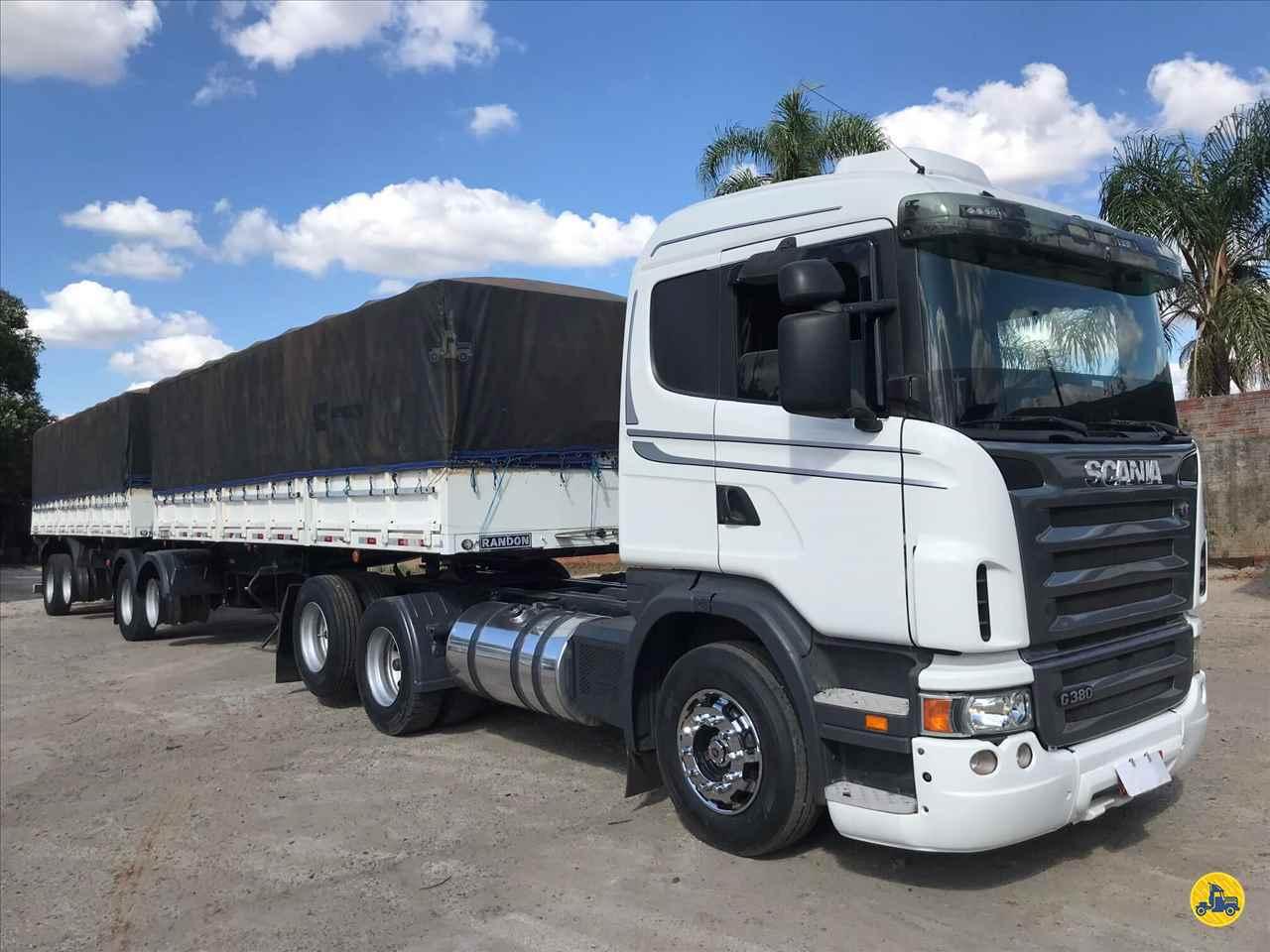 CAMINHAO SCANIA SCANIA 380 Cavalo Mecânico Truck 6x2 JK Caminhões PR SARANDI PARANÁ PR