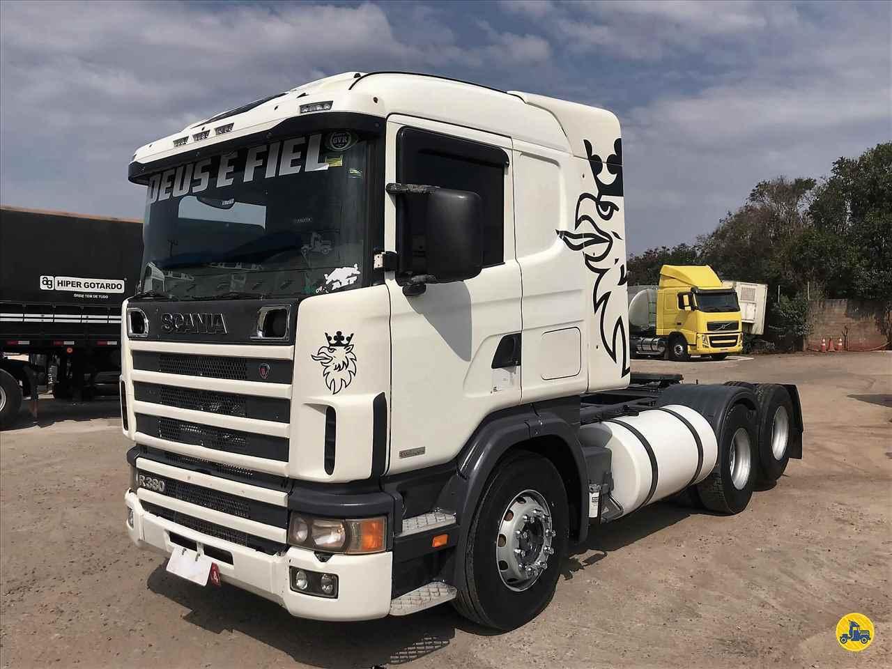 CAMINHAO SCANIA SCANIA 114 380 Cavalo Mecânico Truck 6x2 JK Caminhões PR SARANDI PARANÁ PR