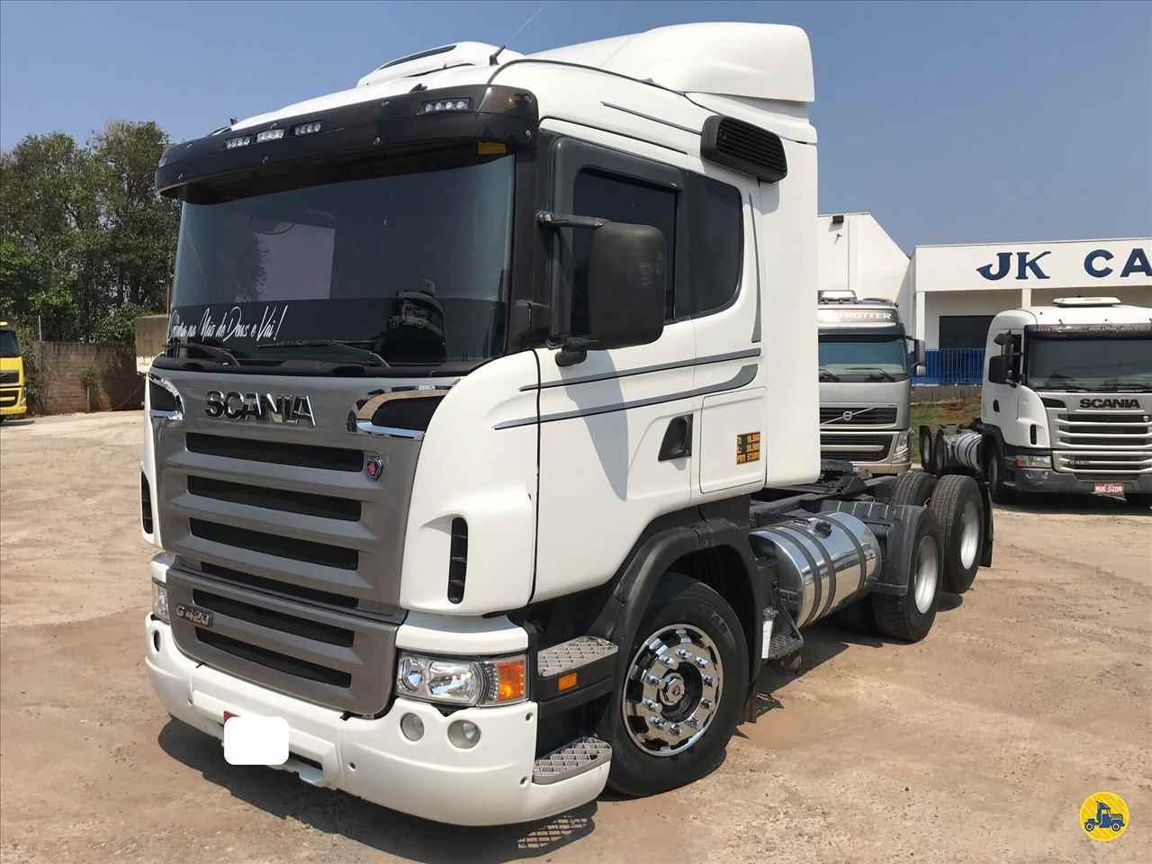 CAMINHAO SCANIA SCANIA 124 420 Cavalo Mecânico Truck 6x2 JK Caminhões PR SARANDI PARANÁ PR