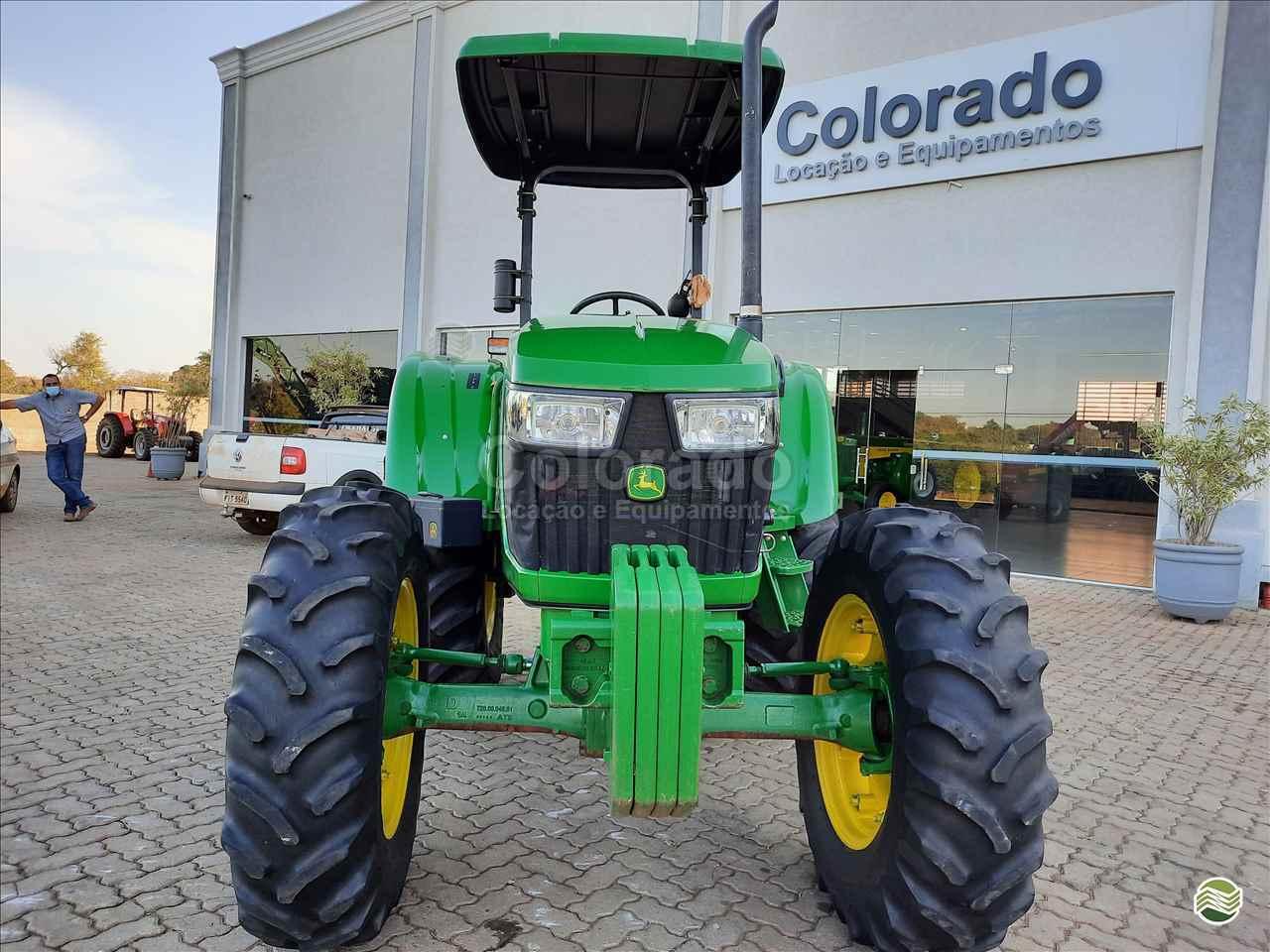JOHN DEERE 5070 de Colorado Equipamentos - RIBEIRAO PRETO/SP