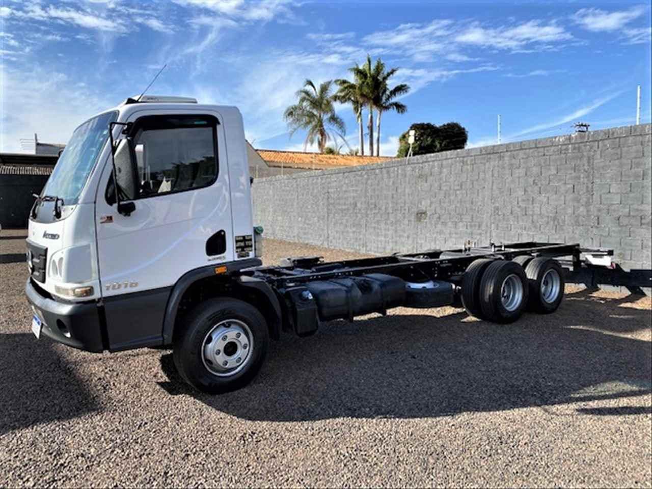 CAMINHAO MERCEDES-BENZ MB 1016 Chassis Truck 6x2 Jaime Caminhões RIBEIRAO PRETO SÃO PAULO SP