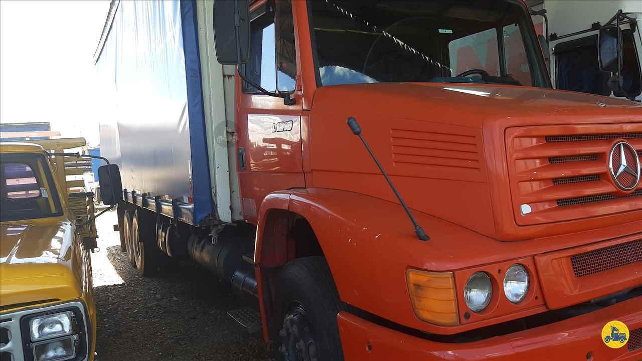 MERCEDES-BENZ MB 1218 200000km 1997/1997 J.M Guaçu Caminhões