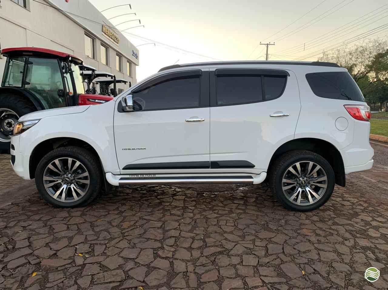 CARRO GM - Chevrolet Trailblazer 2.8 LT Menegazzo - Yanmar Stara CONSTANTINA RIO GRANDE DO SUL RS