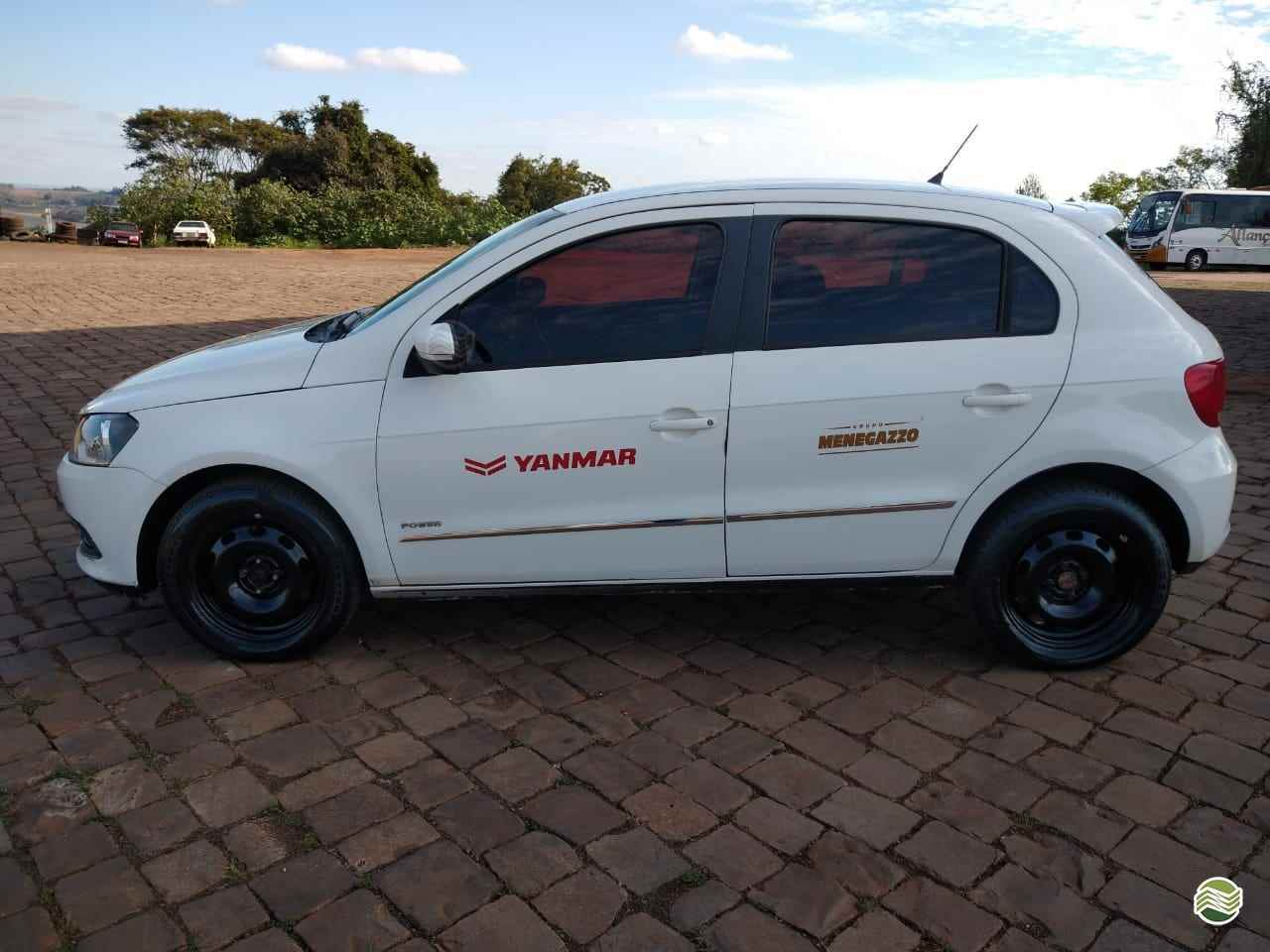CARRO VW - Volkswagen Gol 1.6 Power Menegazzo - Yanmar Stara CONSTANTINA RIO GRANDE DO SUL RS