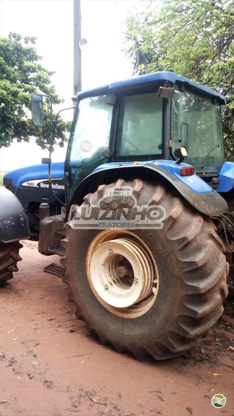 NEW HOLLAND NEW TM 165  2005/2005 Luizinho Tratores