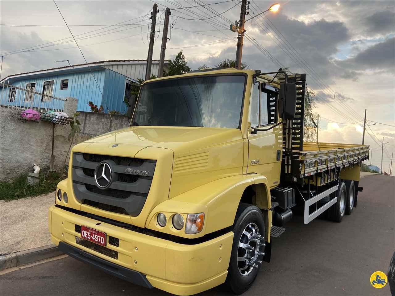 CAMINHAO MERCEDES-BENZ MB 2324 Carga Seca Truck 6x2 Gaúcho Caminhões ANAPOLIS GOIAS GO