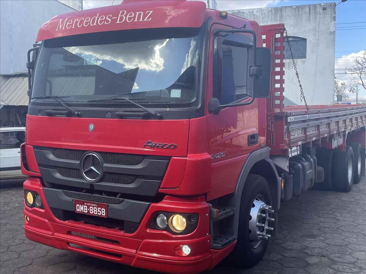 CAMINHAO MERCEDES-BENZ MB 2426 Carga Seca Truck 6x2 Gaúcho Caminhões ANAPOLIS GOIAS GO