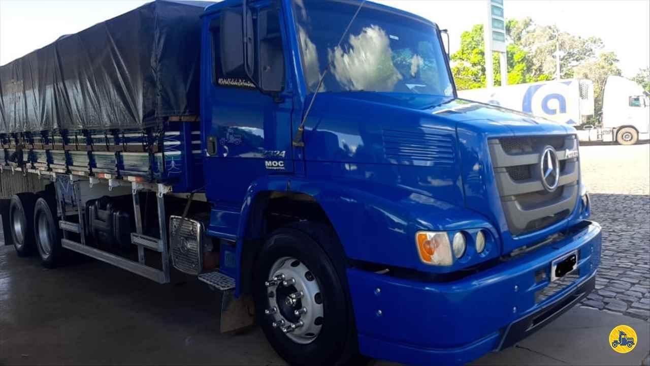 CAMINHAO MERCEDES-BENZ MB 2324 Graneleiro Truck 6x2 Gaúcho Caminhões ANAPOLIS GOIAS GO