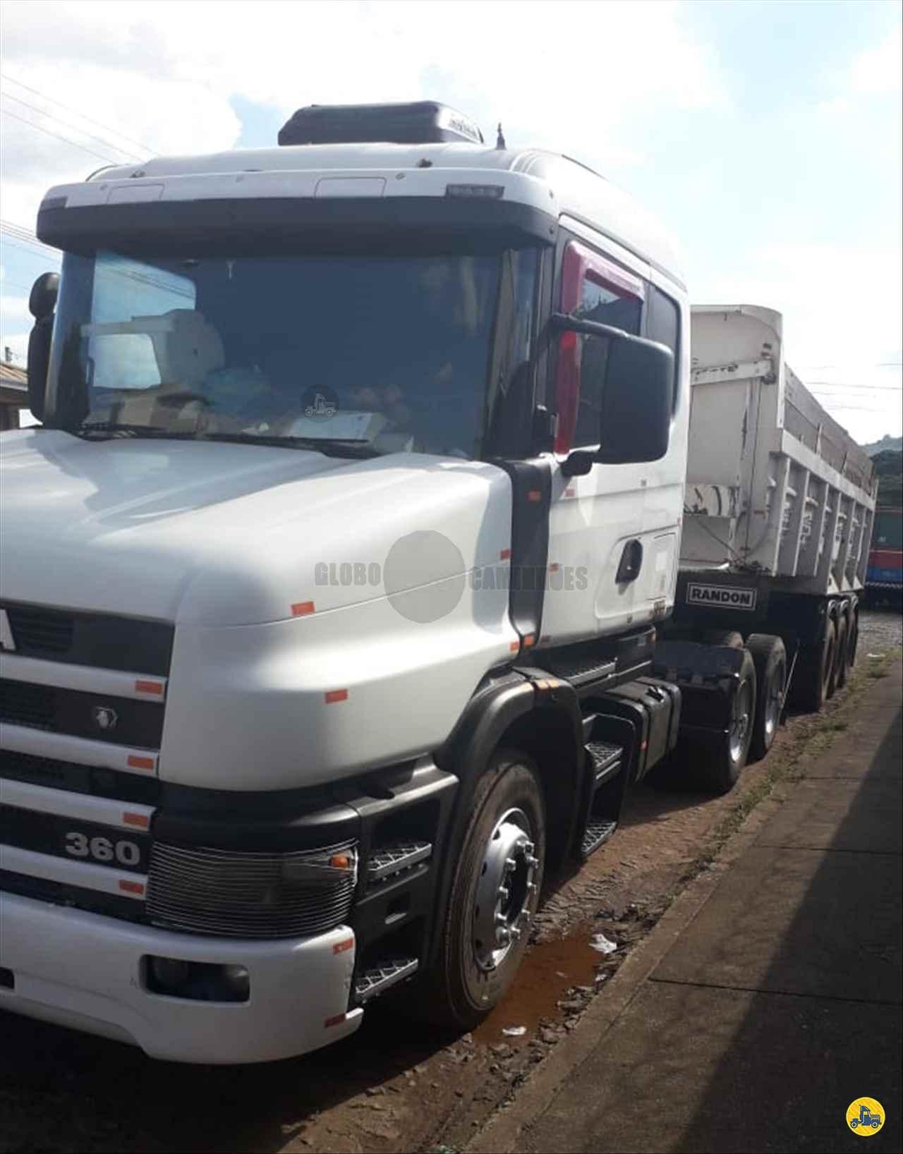 CAMINHAO SCANIA SCANIA 114 360 Cavalo Mecânico Truck 6x2 Globo Caminhões Helio Maringá MARINGA PARANÁ PR