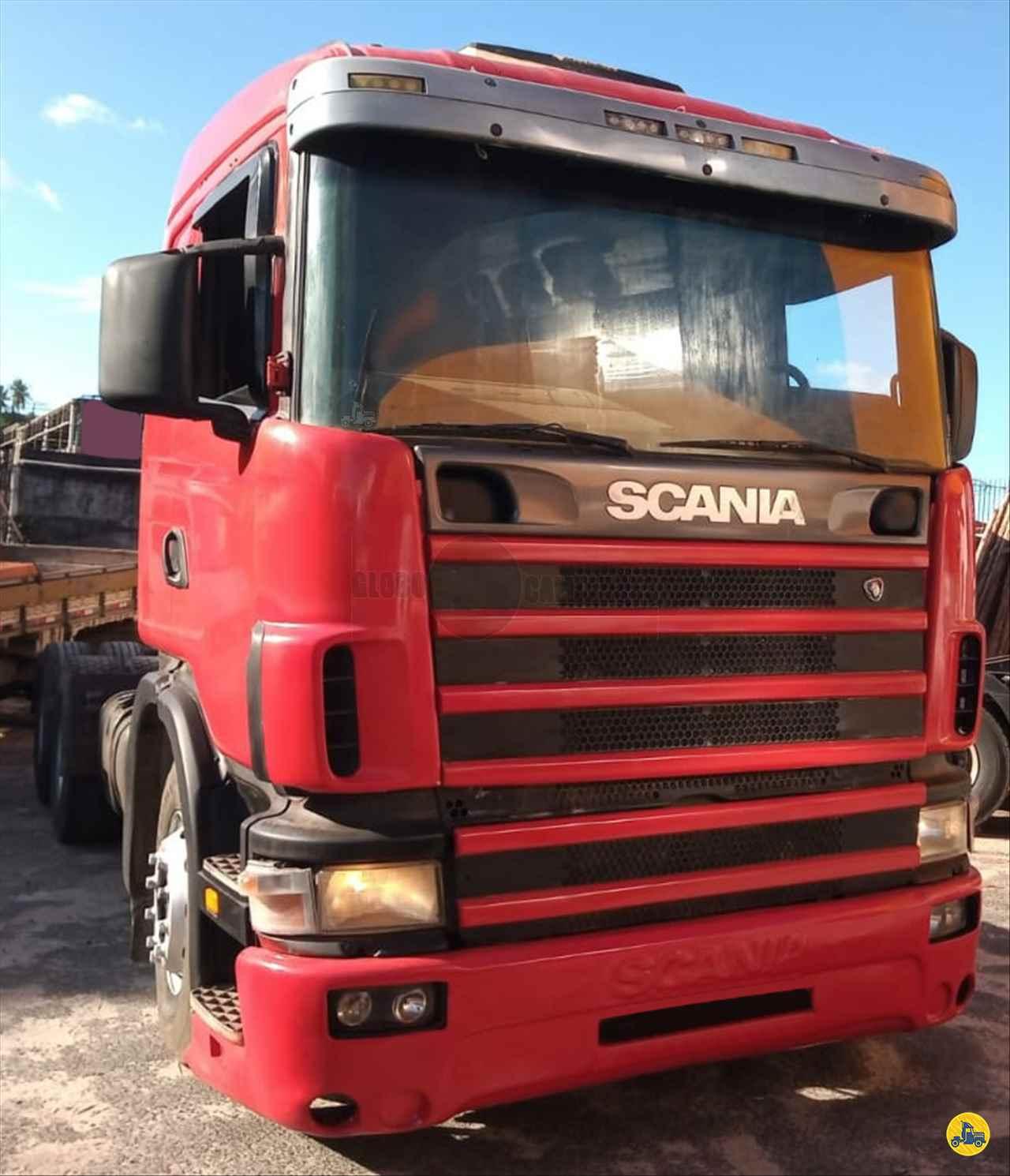 CAMINHAO SCANIA SCANIA 400 Cavalo Mecânico Truck 6x2 Globo Caminhões Helio Maringá MARINGA PARANÁ PR