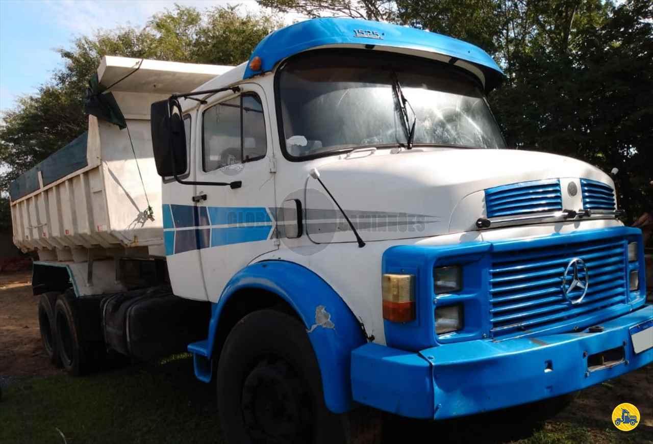 CAMINHAO MERCEDES-BENZ MB 1525 Cavalo Mecânico Truck 6x2 Globo Caminhões Helio Maringá MARINGA PARANÁ PR