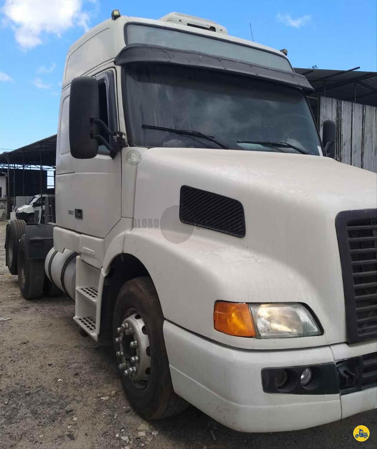 CAMINHAO VOLVO VOLVO NH12 380 Cavalo Mecânico Truck 6x2 Globo Caminhões Helio Maringá MARINGA PARANÁ PR