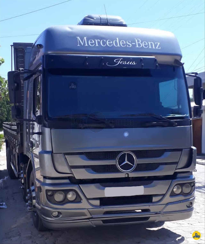 CAMINHAO MERCEDES-BENZ MB 2430 Cavalo Mecânico BiTruck 8x2 Globo Caminhões Helio Maringá MARINGA PARANÁ PR