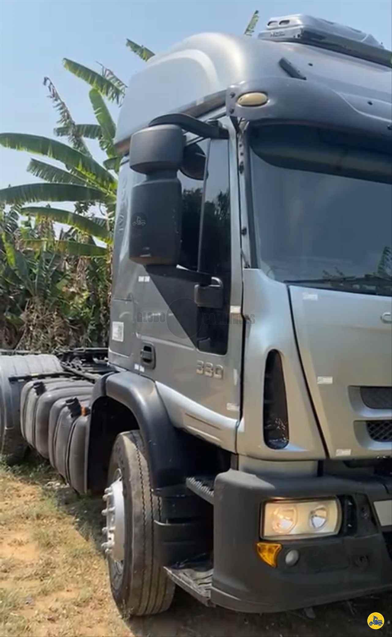 CAMINHAO IVECO CURSOR 450E33 Cavalo Mecânico Toco 4x2 Globo Caminhões Helio Maringá MARINGA PARANÁ PR