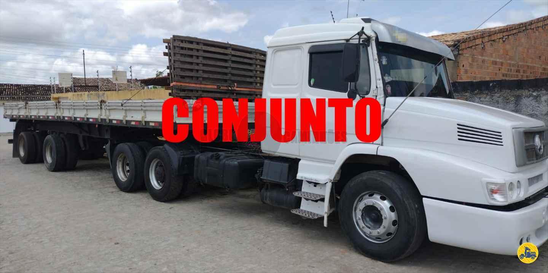 CAMINHAO MERCEDES-BENZ MB 1634 Cavalo Mecânico Truck 6x2 Globo Caminhões Helio Maringá MARINGA PARANÁ PR