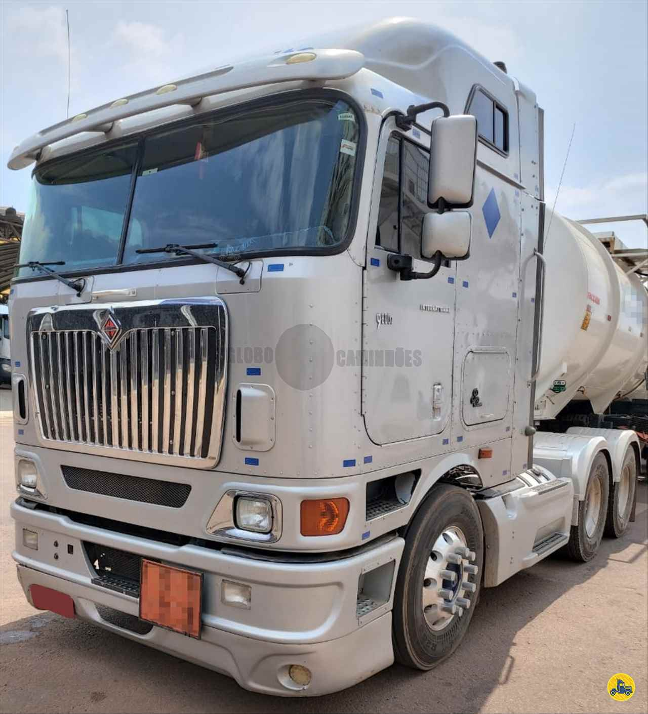 CAMINHAO INTERNATIONAL INTERNATIONAL 9800 Cavalo Mecânico Traçado 6x4 Globo Caminhões Helio Maringá MARINGA PARANÁ PR