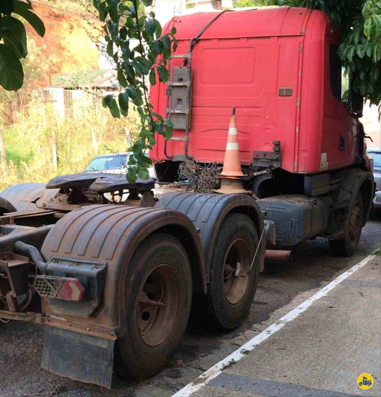 CAMINHAO SCANIA SCANIA 124 360 Cavalo Mecânico Truck 6x2 Globo Caminhões Helio Maringá MARINGA PARANÁ PR