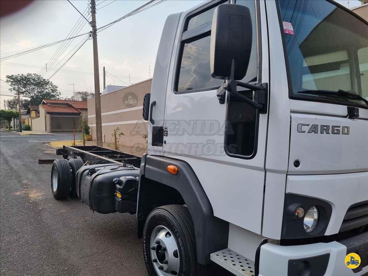 CAMINHAO FORD CARGO 1119 Chassis 3/4 4x2 Avenida Caminhões BRODOWSKI SÃO PAULO SP