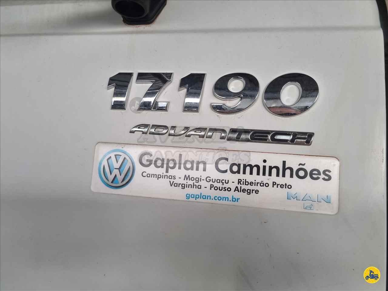 VW 17190 de Avenida Caminhões - BRODOWSKI/SP
